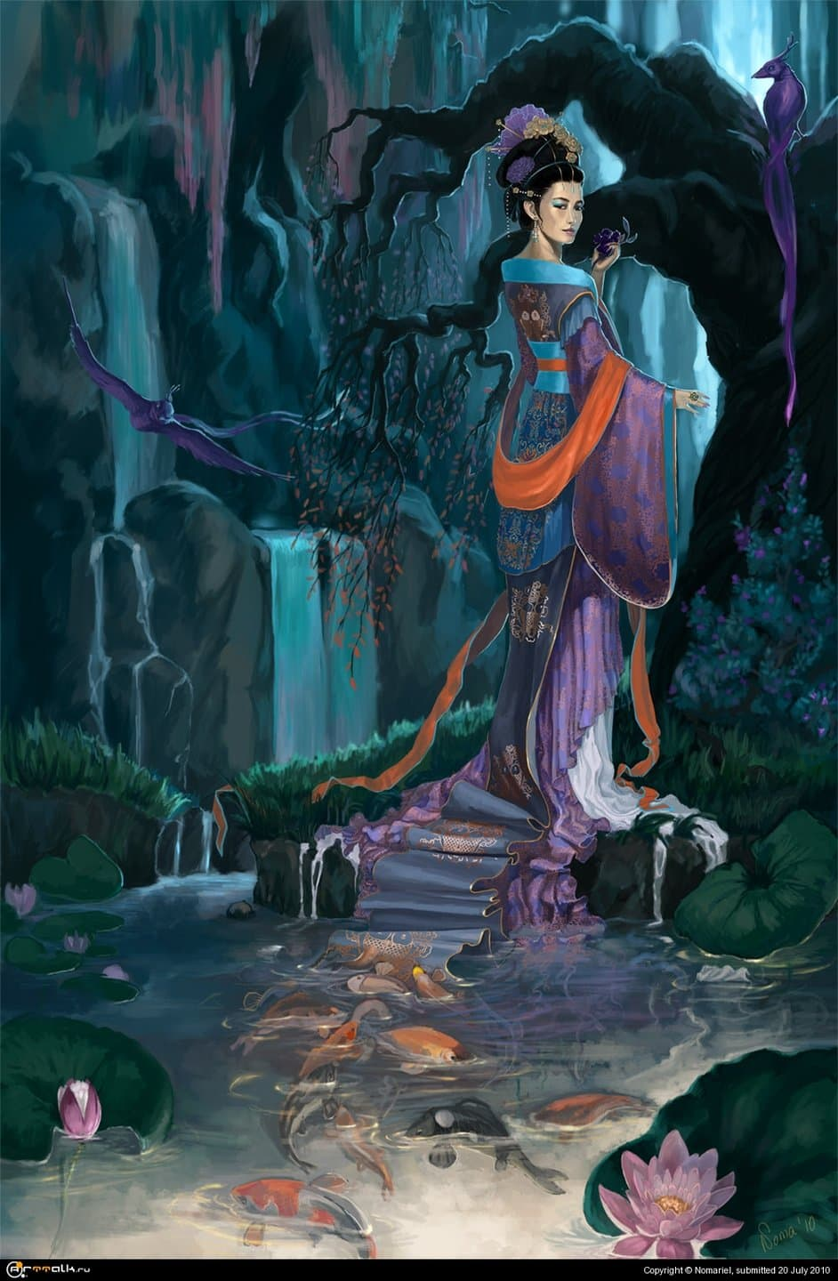 Fairy Of Lo River
