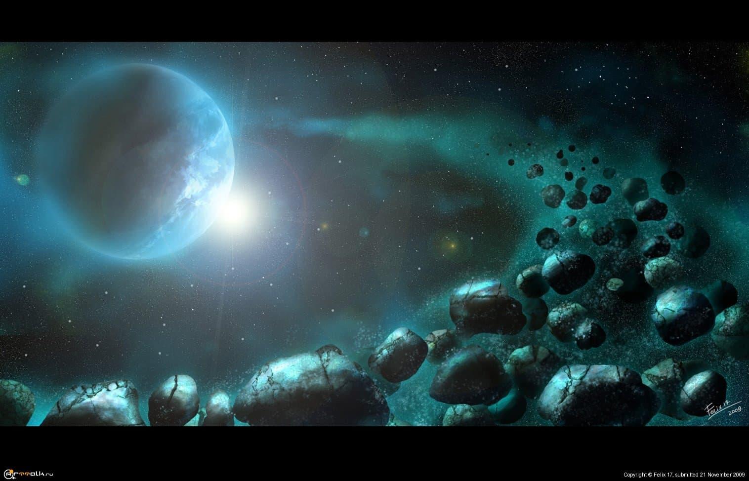 Астероидный поток