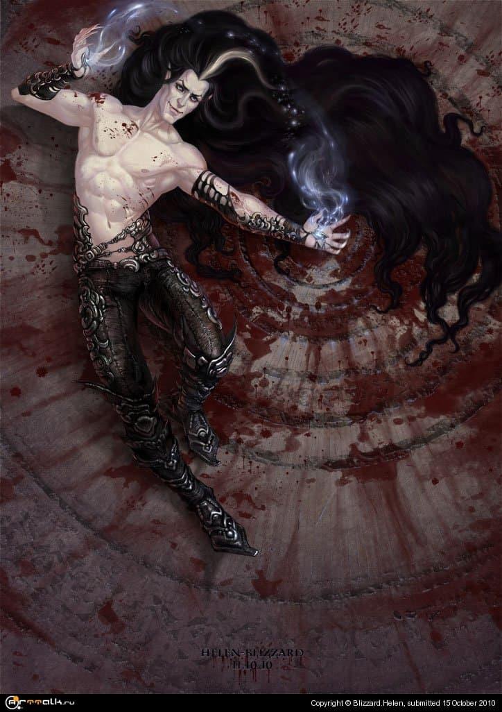Blood And Magic
