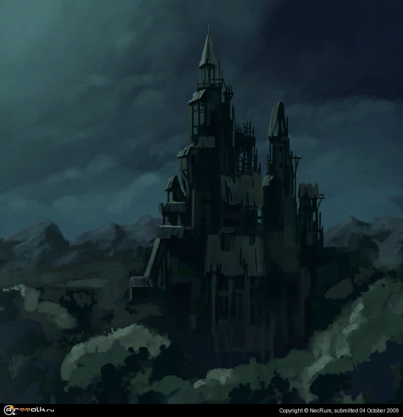 Wood Castle I