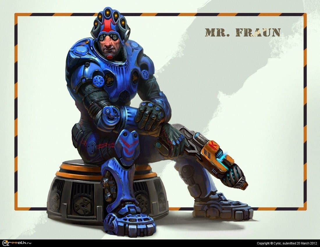 Mr.fraun
