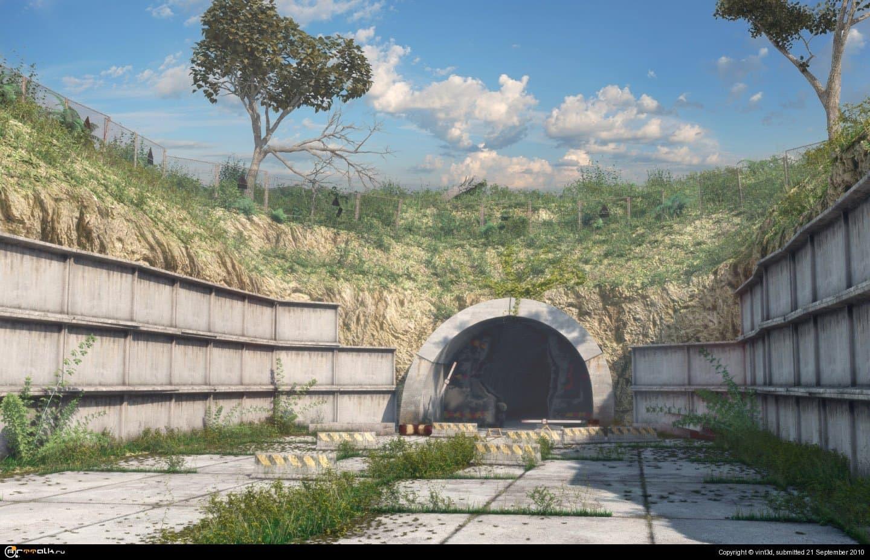 Бункер №13