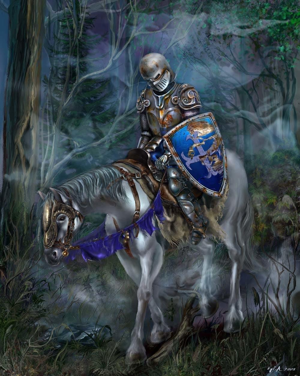 сонный рыцарь