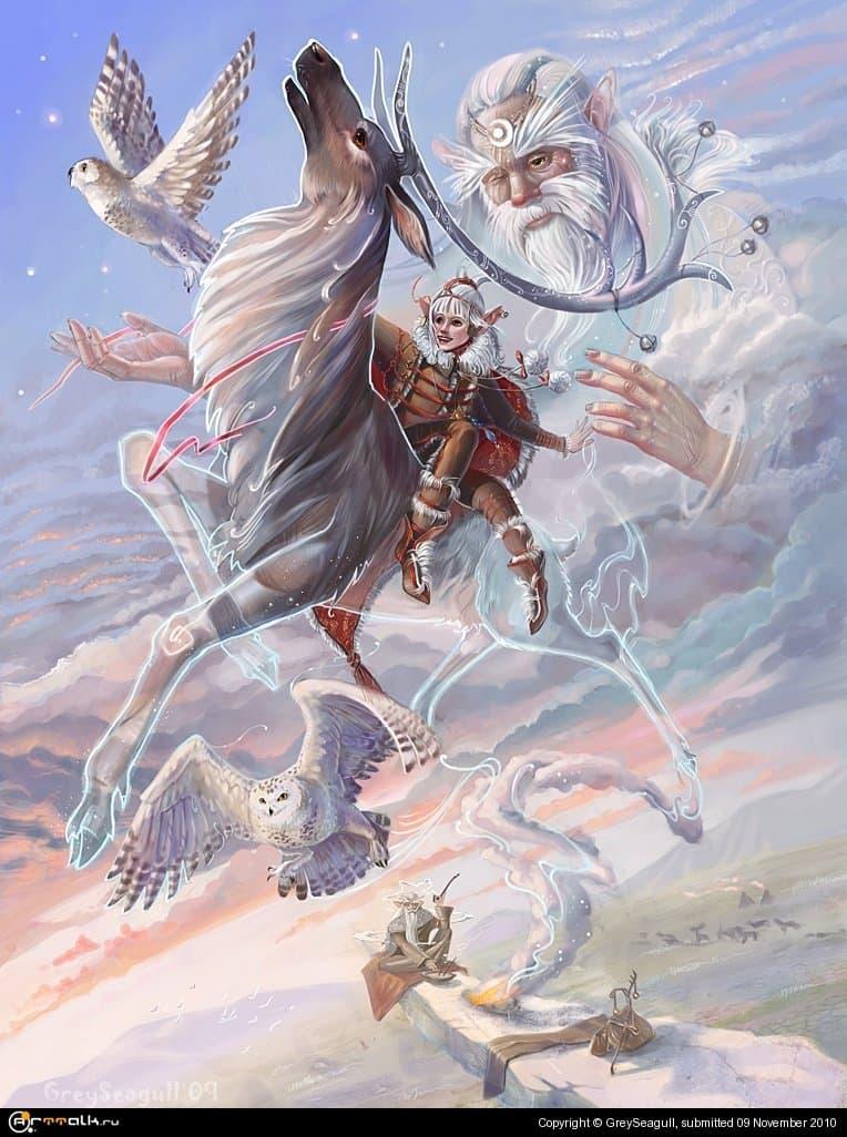Дорога шамана