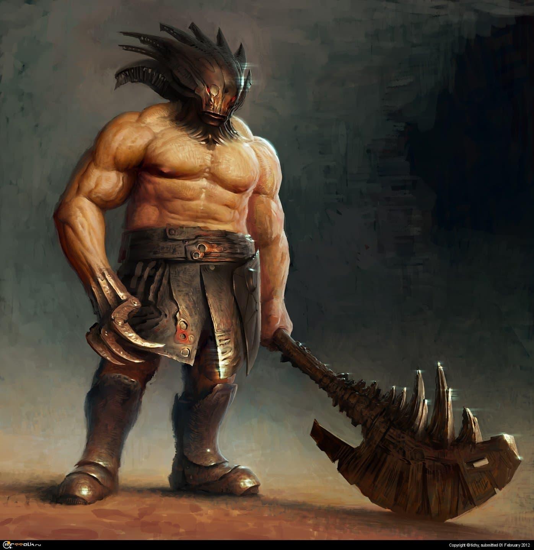 Гладиатор