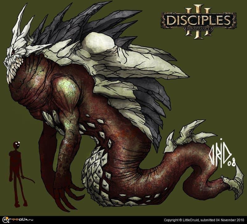 Dread Worm