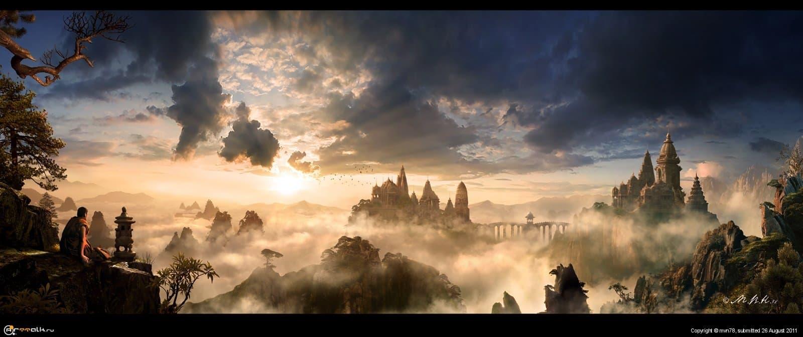 Храмовая долина