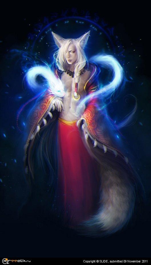 лисий дух