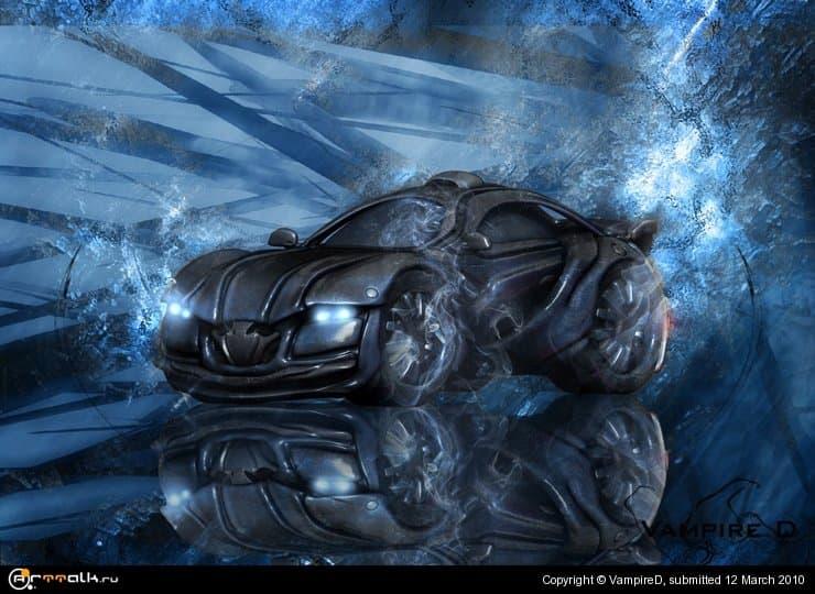 """Concept Car \""""tarantula\"""""""