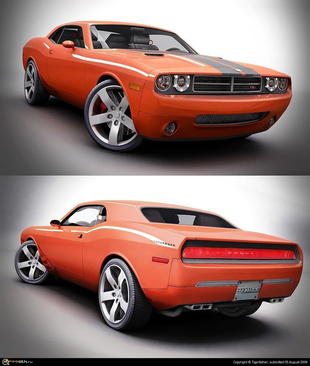 Dodge Chellendger Concept