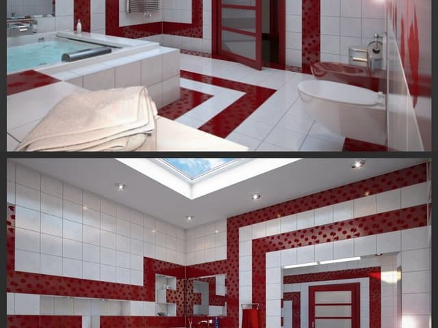 Bathroom))))