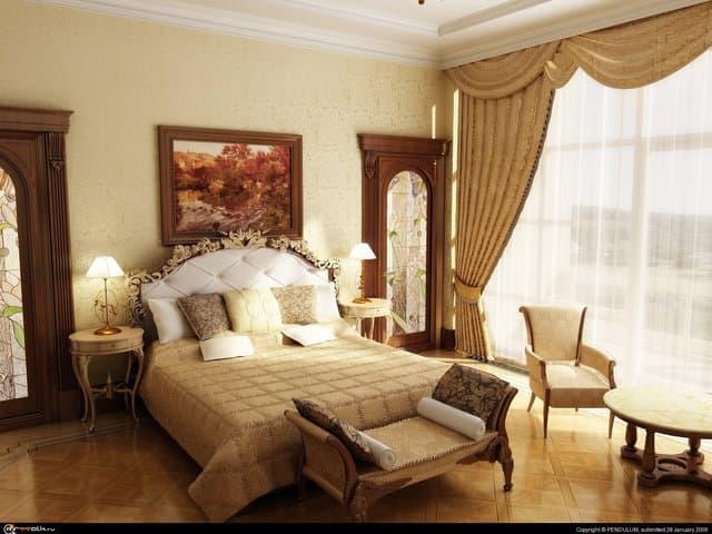 Спальня для супругов ))