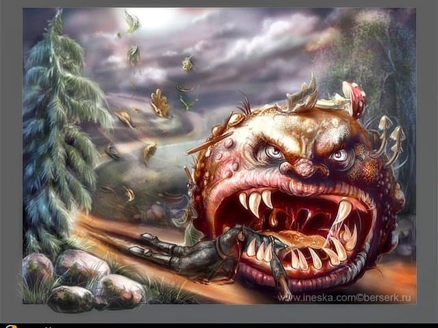 Колобок-убийца