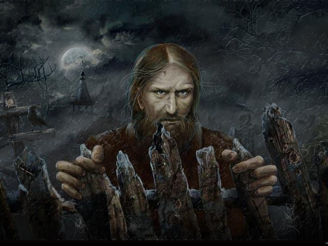 хранитель кладбища