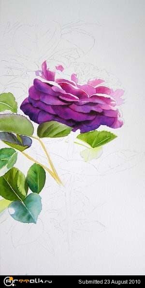 Поделки из сухих листиков и лепестков розы: поделки из чего-нибудь.